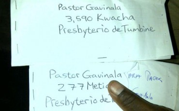 mosambiek evangelisasie