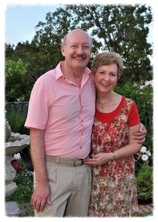 Dr Kobus de Jager en Christelle